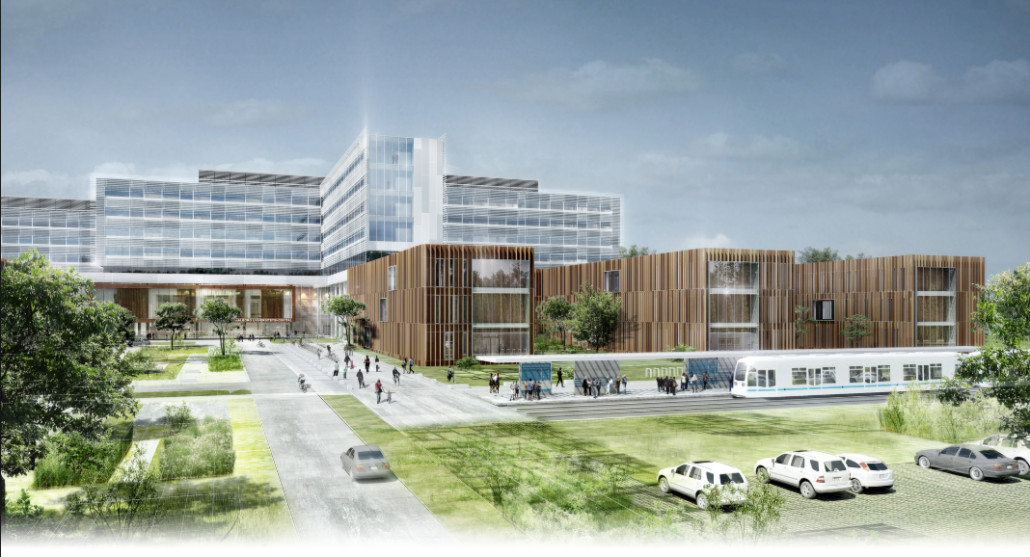 The New Aalborg University Hospital (NAU) uses Exigo's Dachboards for constructability assurance and financial management